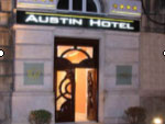 Гостиница Остин, Баку