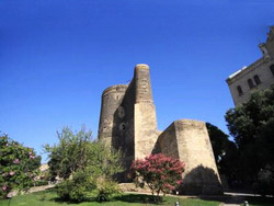 Maiden`s Tower (Qis Qalasi), Baku