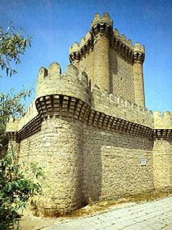 Башни Апшерона, Баку
