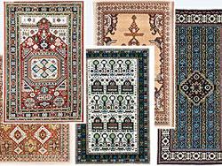 национальные ковры, Баку