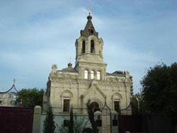 Svjatih Zhen Mironosic Cathedral, Baku