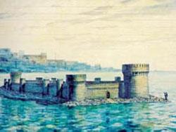 Sabail Castle, Baku