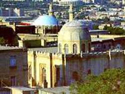 мечеть Сынык-кала, Баку